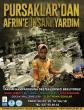 Pursaklar'dan Afrin'e Yardım Kampanyası
