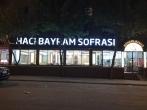 Hacı Bayram Sofrası Melih Gökçek'in Katılımıyla Hizmete Açıldı