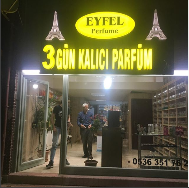 Pursaklar Saray Eyfel Parfüm
