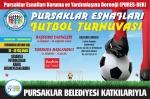 Pursaklar Esnafları Futbol Turnuvası