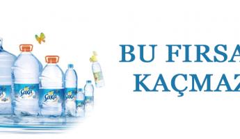 Saka Su Yeni Abonelik Kampanyası