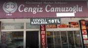 Cengiz Camuzoğlu Baklava