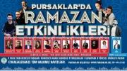 2019 Pursaklar Ramazan Etkinlikleri