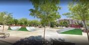 Skatepark ( Paten ve Kaykay Pisti )