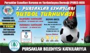 2. Pursaklar Esnafları Futbol Turnuvası